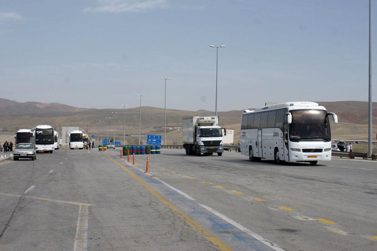 تردد مسافر از مرزهای استان کرمانشاه ممنوع شد