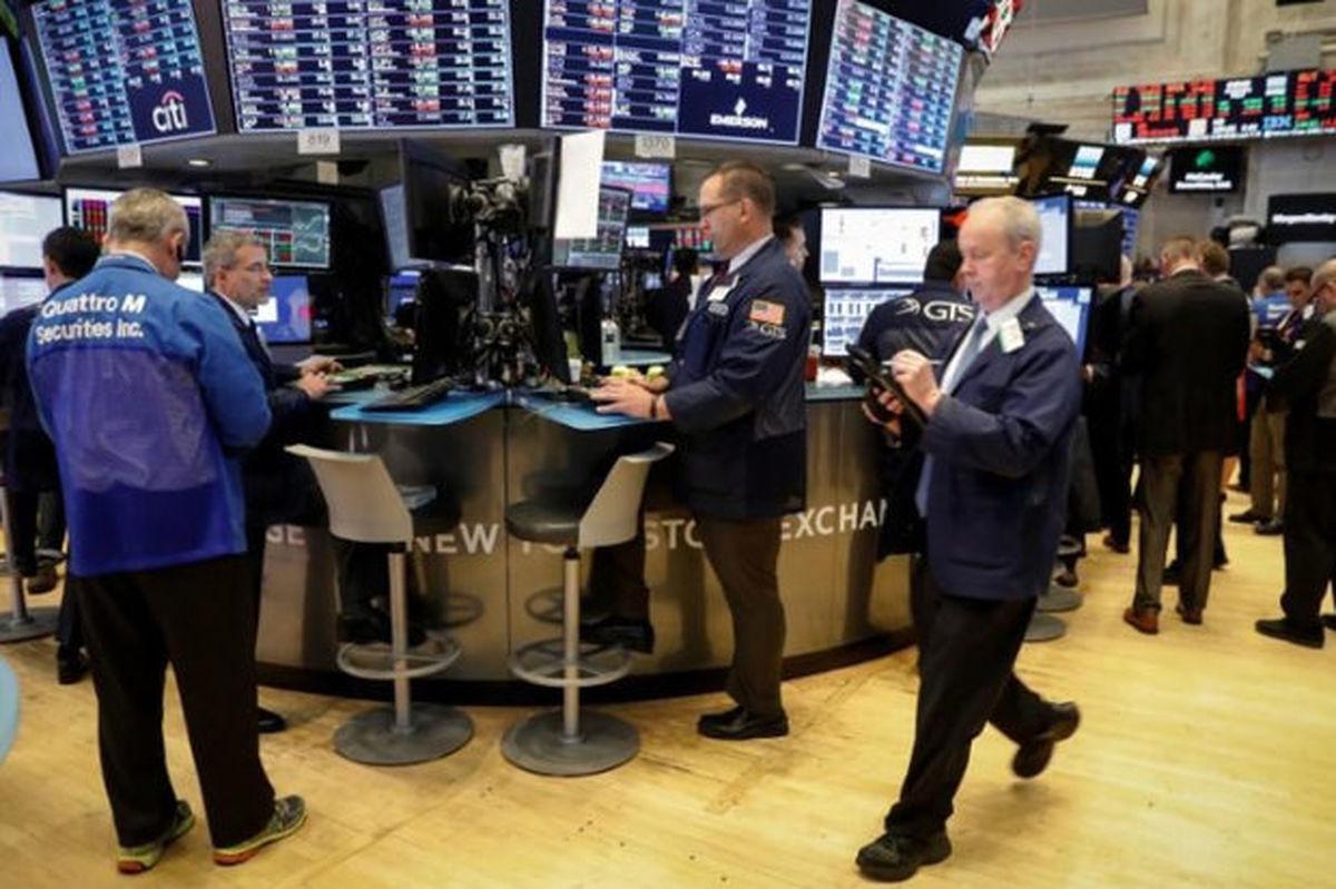 بازتاب داده های مثبت شغلی در بازارهای سهام آمریکا
