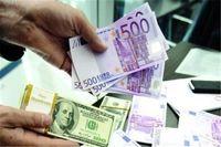 ریزش دلار جهانی در مقابل تقویت یورو