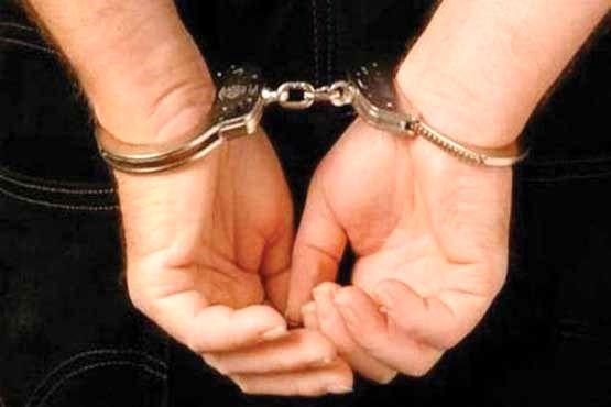 ضارب مأمور پلیس راهور دستگیر شد
