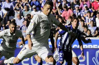 تمدید قرارداد «رونالدو» با رئال مادرید