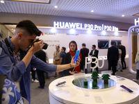 معرفی دو مدل گوشی هوشمند هوآوی به بازار ایران