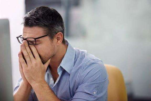 بدترین راههای مقابله با استرس