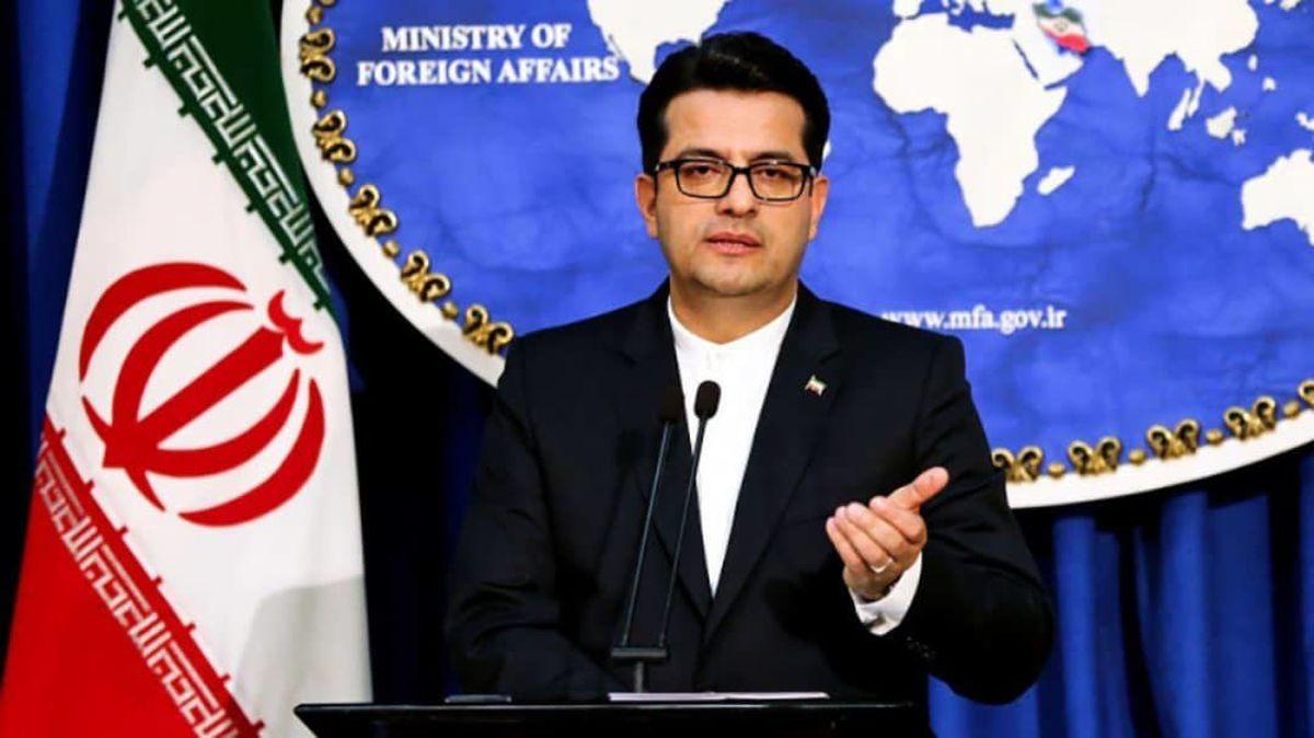 موسوی: کره جنوبی حق بلوکه اموال ایران به بهانه تحریم را ندارد