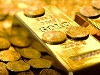 طلا در سودای سطح ۱۹۰۰دلار در هر اونس/ هماهنگی روند افزایشی قیمت طلا و بازارهای سهام