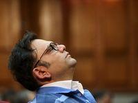 تهیه کننده سریال «شهرزاد» در دادگاه +عکس