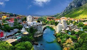 مناظری بینظیر از بوسنی +تصاویر