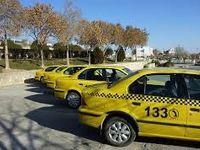 غیبت  ۱٧ هزار تاکسی برای اخذ معاینه فنی
