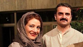 شبنم مقدمی در کنار همسرش +عکس