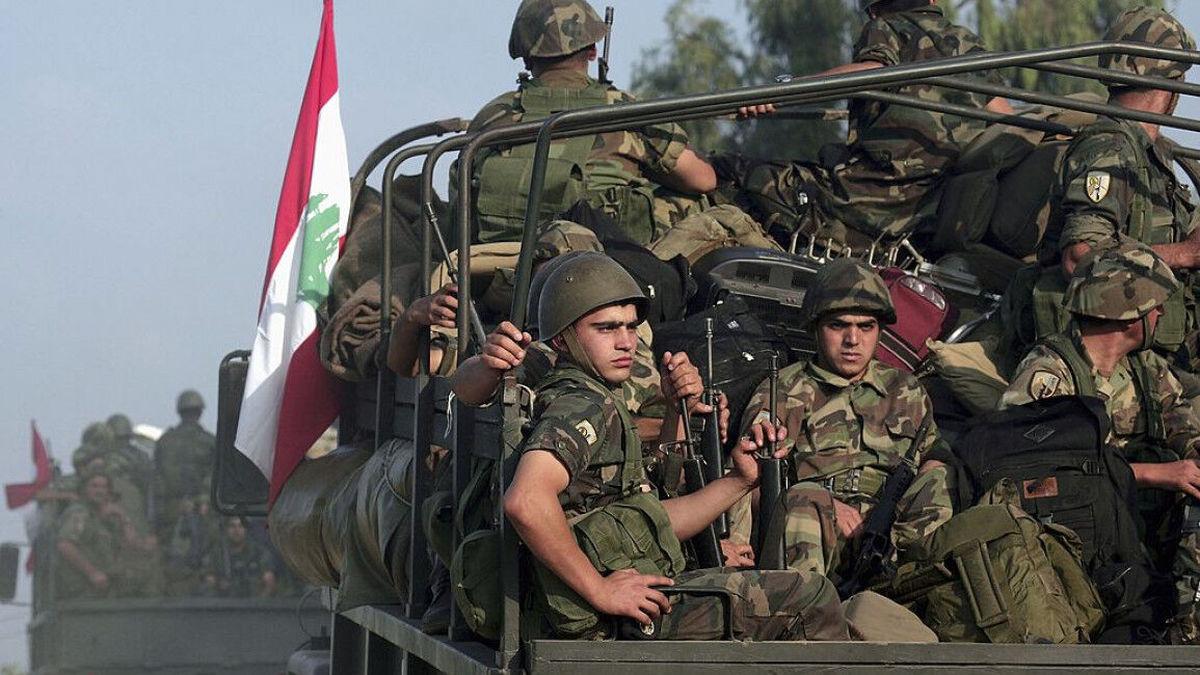 کمک ۴۷ میلیون دلاری آمریکا به ارتش لبنان
