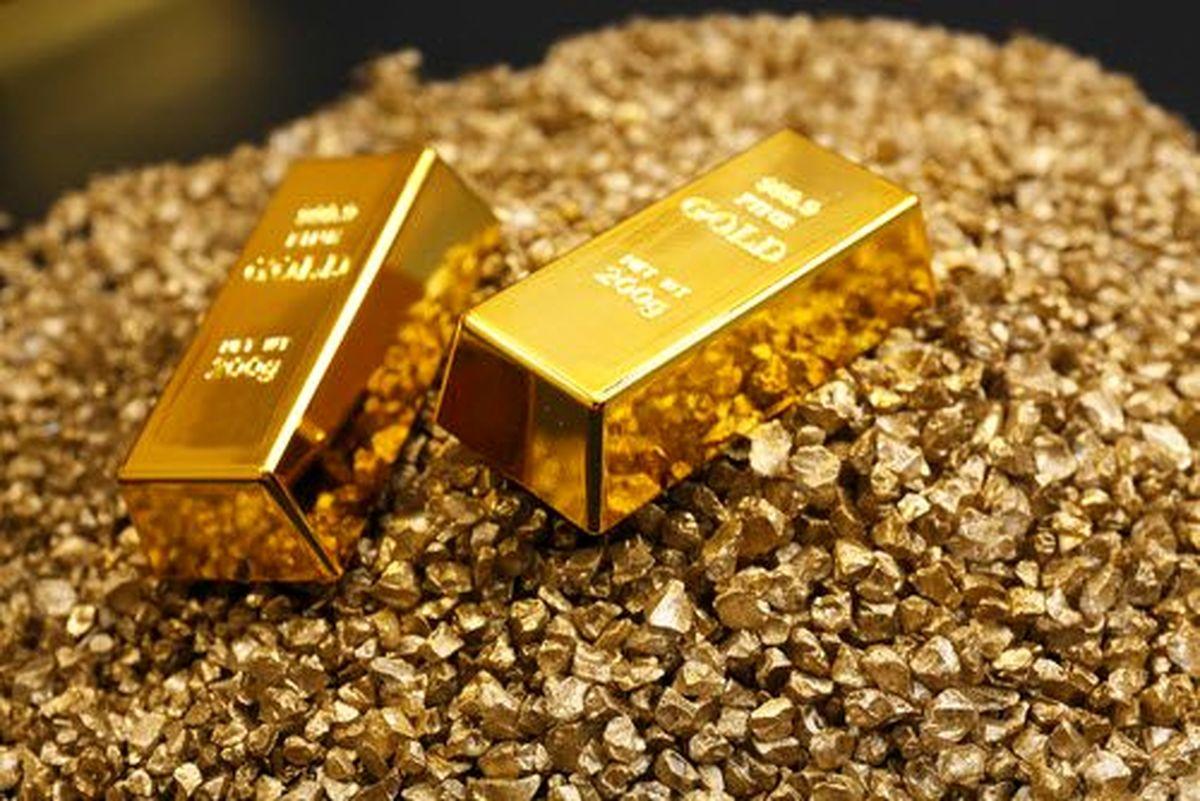 افزایش قیمت بازار فلزات گرانبها با ادامه روند نزولی دلار/ خیز اونس طلا برای فتح کانال ۱۹۰۰دلار
