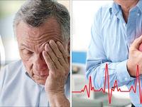 مقایسه علایم و نشانههای سکته قلبی و مغزی