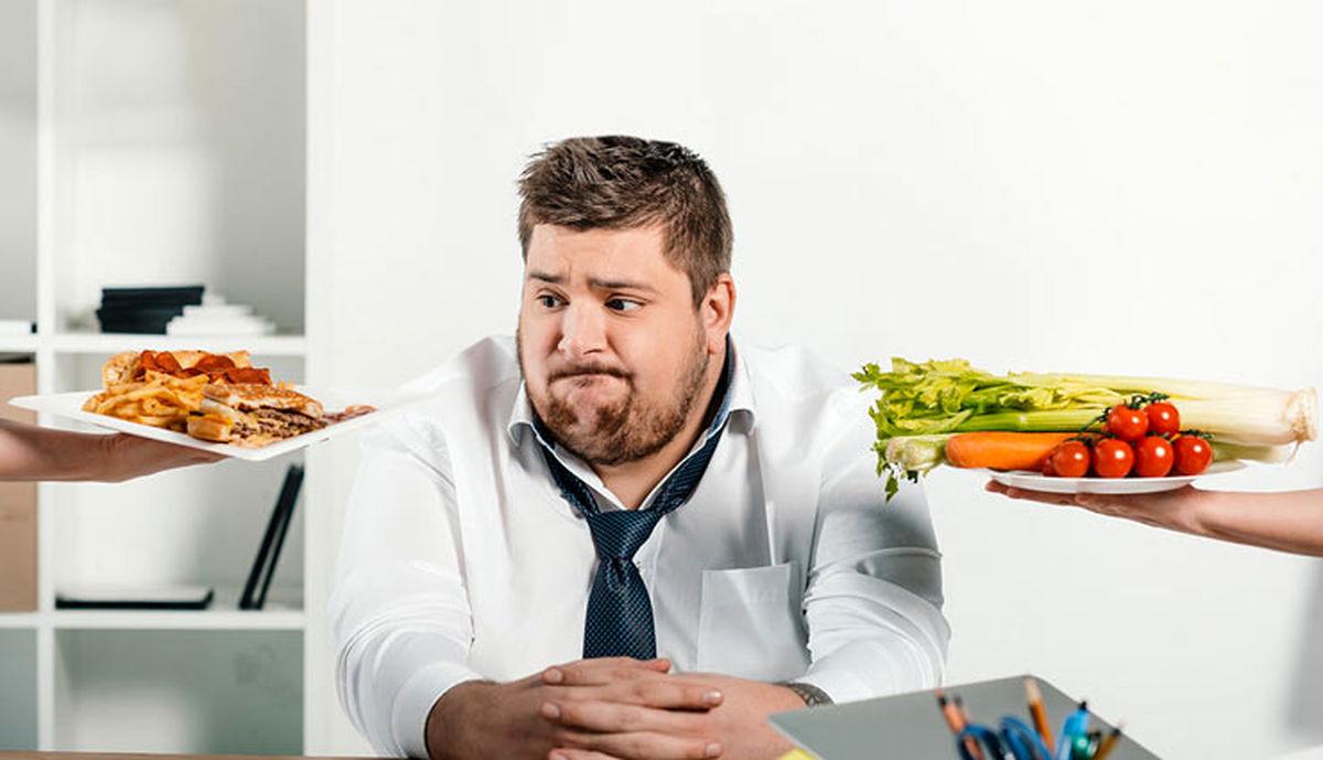 رژیم های غذایی را آهسته و پیوسته دنبال کنید، نتیجه ماندگارتری دارند
