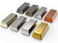 پالادیوم رکورد زد؛ قیمت طلا بالا ماند