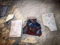 گورخوابی بیش از ۱۰۰۰ نفر در سیستان +تصاویر