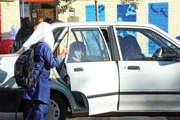 ممنوعیت فعالیت رانندگان مجرد در سرویس دانشآموزی