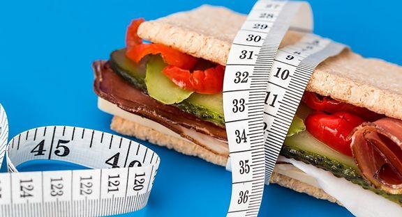 10گام اولیه برای کاهش وزن