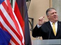 پامپئو: اگر تلویزیون ایران دعوتم کند میپذیرم!