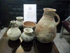 کشف اشیاء عتیقه 3هزار ساله مازندران