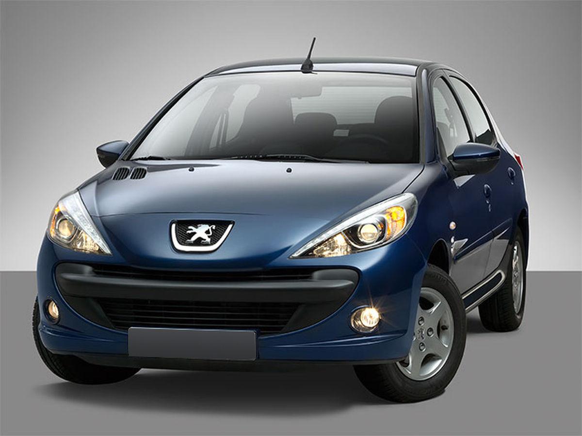 ثبت نام خودرو پژو ۲۰۷ دستی + قیمت