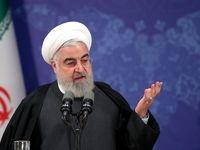 روحانی: روند کاهش تورم آغاز شده است