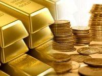 کاهش قیمت در بازار طلاوسکه