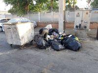 وضعیت جمعآوری مخازن زبالهها در مناطق پایتخت