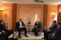وزیر خارجه روسیه با ظریف دیدار کرد