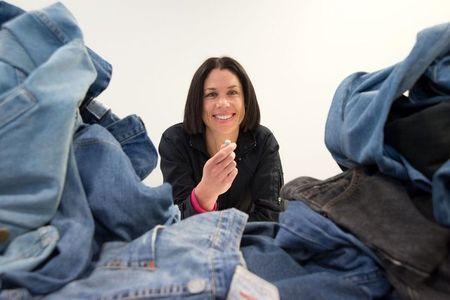 ساخت غضروف مصنوعی از شلوار جین! +عکس
