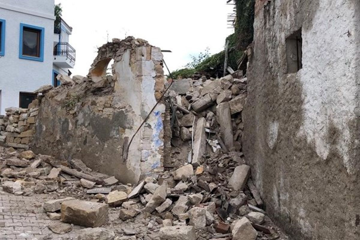 زلزله ۶.۴ ریشتری شرق ترکیه را لرزاند