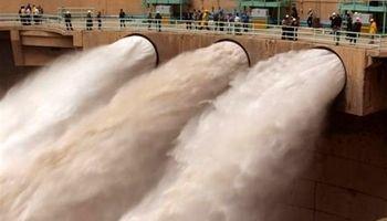 افزایش خروجی سدهای کشور برای مدیریت سیلابهای احتمالی