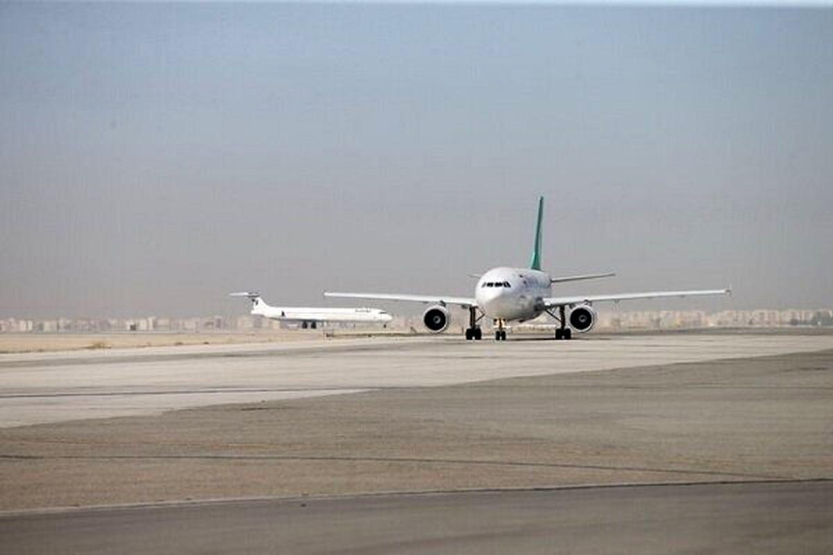 نقص فنی در پرواز ۷۱۱ تهران - لندن