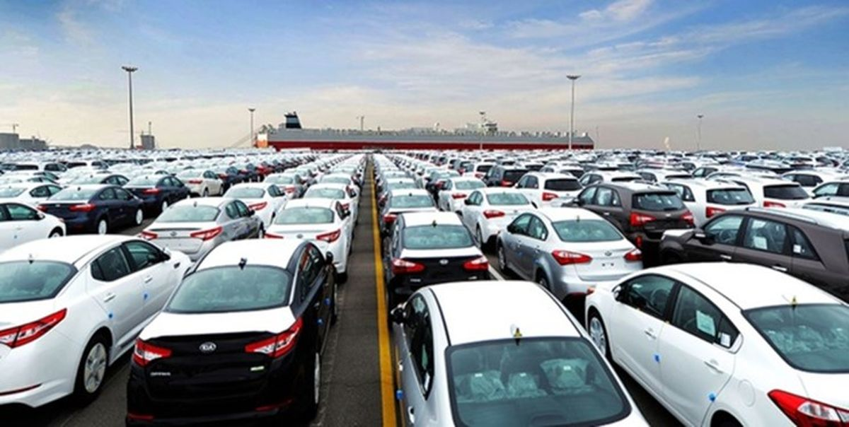 مصوبه واردات خودرو در سال جدید در ابهام