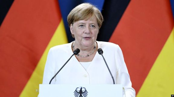آلمانیها مخالف نامزد شدن مرکل برای صدراعظمی هستند