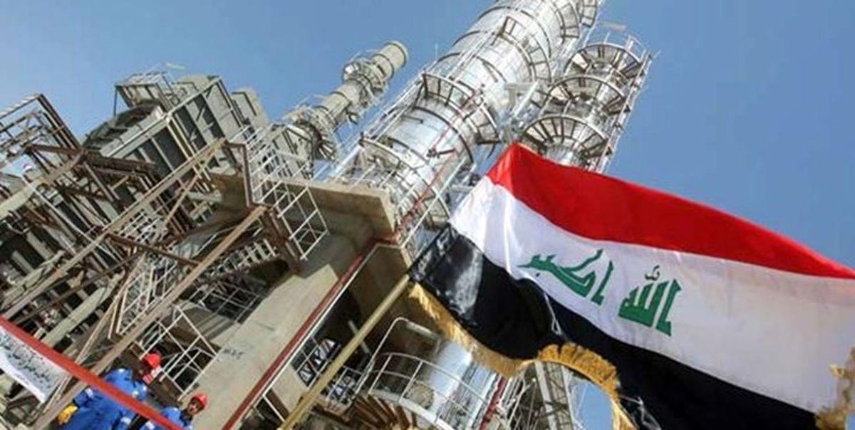 صادرات ۱میلیارد و ۱۰۰میلیون بشکه نفت توسط عراق