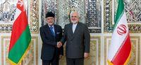 در دیدار ظریف با همتای عمانی چه گذشت؟