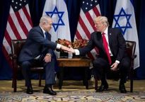 حذف تصویر ترامپ از سربرگ توییتر نتانیاهو