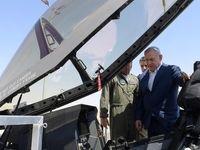 نتانیاهو ایرانیها را تهدید به حمله هوایی کرد!