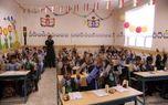 سال تحصیلی جدید در مدرسه امید آینده در زاهدان آغاز شد
