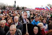 روسیه در آستانه انتخابات ریاستجمهوری +تصاویر