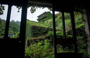 زیباترین روستای متروکه جهان