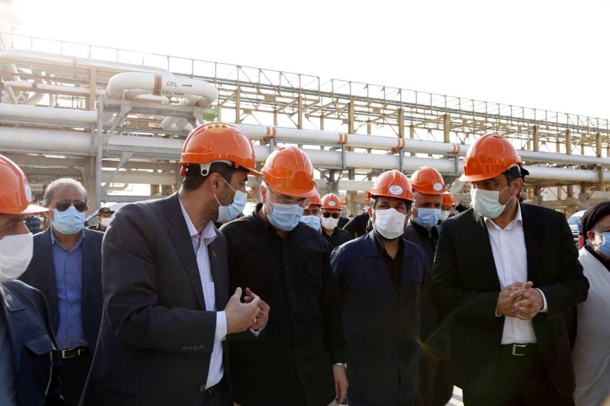 مدیریت جهادی در هلدینگ خلیج فارس، پروژه عظیم بیدبلند را در سه سال به سرانجام رساند/ بیدبلند توانست گازهای آلاینده محیط زیست را به یکثروت ملی تبدیل کند