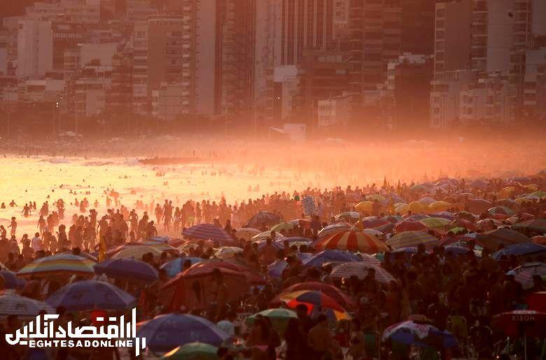 برترین تصاویر خبری هفته گذشته/ 18 مهر