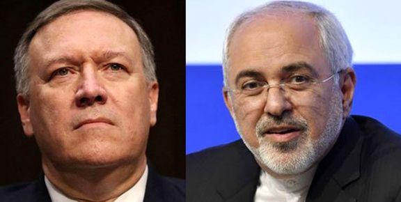 پاسخ ظریف به لفاظی ضد ایرانی پامپئو