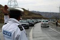 ترافیک نیمه سنگین و پر حجم به سمت شهرهای شمالی کشور