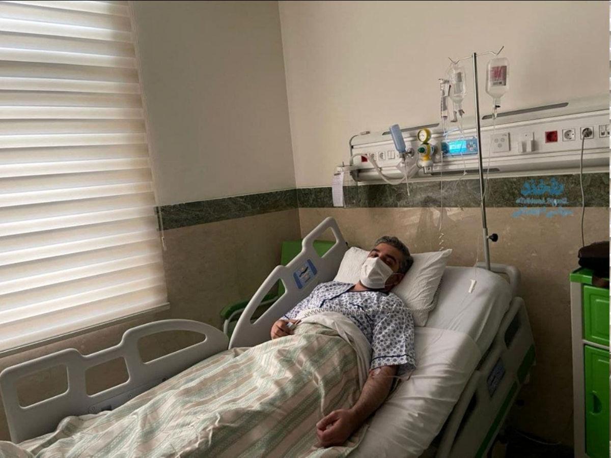 آخرین خبر از کرونای مجری معروف +عکس