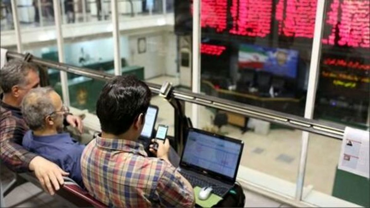 نمای پایانی بورس امروز/ عقبگرد بازار در نیمه دوم با ارزش معاملات ۲۱هزار میلیاردی