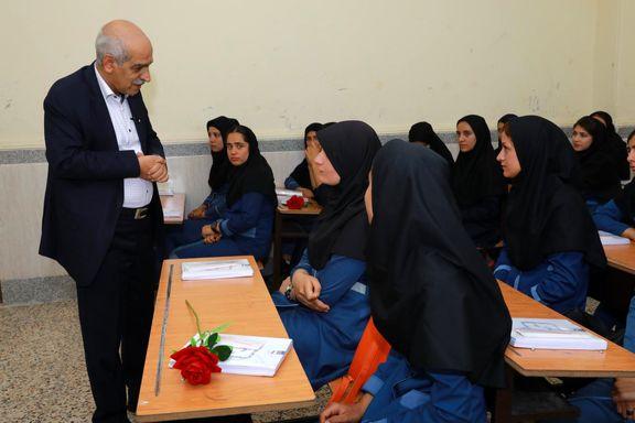 سال تحصیلی جدید در مدرسه امید آینده در روستای مادوان آغاز شد