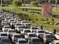 کاهش۴درصدی تردد در جادهها