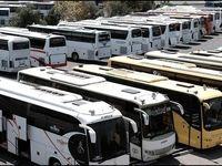 توقف شمارهگذاری برخی اتوبوسها